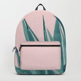 Blush Agave Dream #1 #tropical #decor #art #society6 Backpack