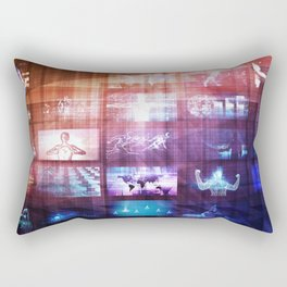 Disruptive Technology and Innovation in New Market Rectangular Pillow