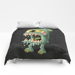 Meltmouth the Monster Comforters