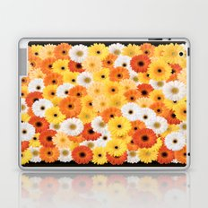 Covered in Gerberas Laptop & iPad Skin