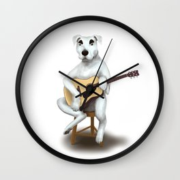 K.K. Slider Wall Clock