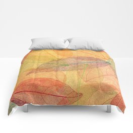 First Autumn Comforters