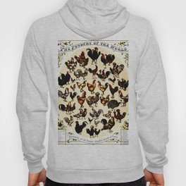 The Poultry of the World Hoody