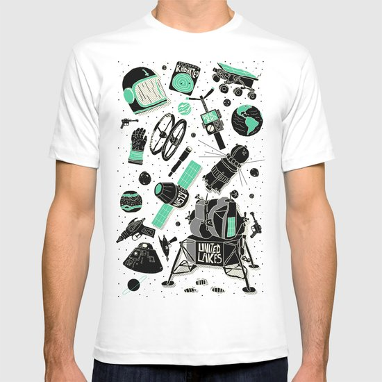 Space Funk T-shirt