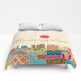 Birmingham Patchwork Comforters