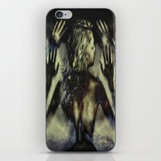Gathering of Hands iPhone & iPod Skin