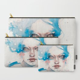 In The Shallows (Water Nymph) Carry-All Pouch