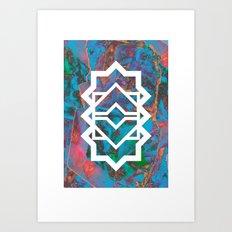 M024 Art Print