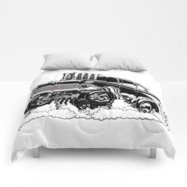 57 Gasser REV-3 BLACK Comforters