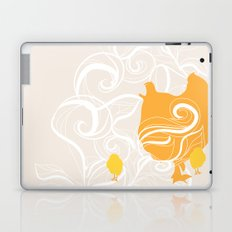 Chick poster Laptop & iPad Skin