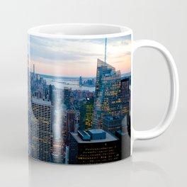 New York City Dusk Coffee Mug