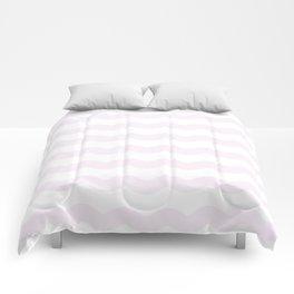 2019 Color: Pink Cream in Waves Comforters
