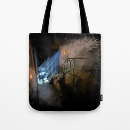 Castlevania: Vampire Variations- Hall Tote Bag