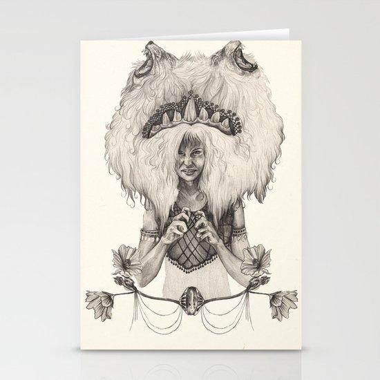 L E O  Stationery Cards