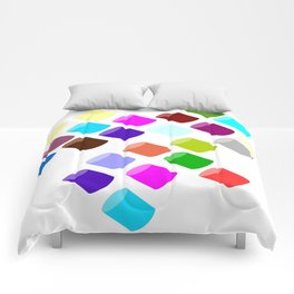 Tube seven   (A7 B0020) Comforters