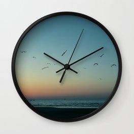 (Sun is) Gone Wall Clock