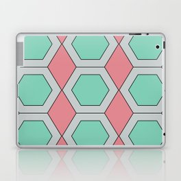Pastel Geo Laptop & iPad Skin