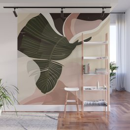 Nomade I. Illustration Wall Mural