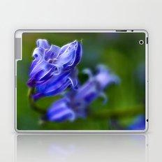 Bluebell Stem Laptop & iPad Skin