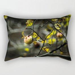 The forbidden fruit Rectangular Pillow