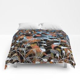 Newborn leaves Comforters