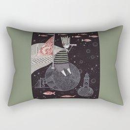 Five Hundred Million Little Bells (3) Rectangular Pillow