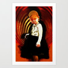 If Looks Could Kill - 005 Art Print