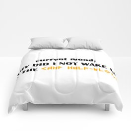 Camp Half-Blood (Percy Jackson) Comforters
