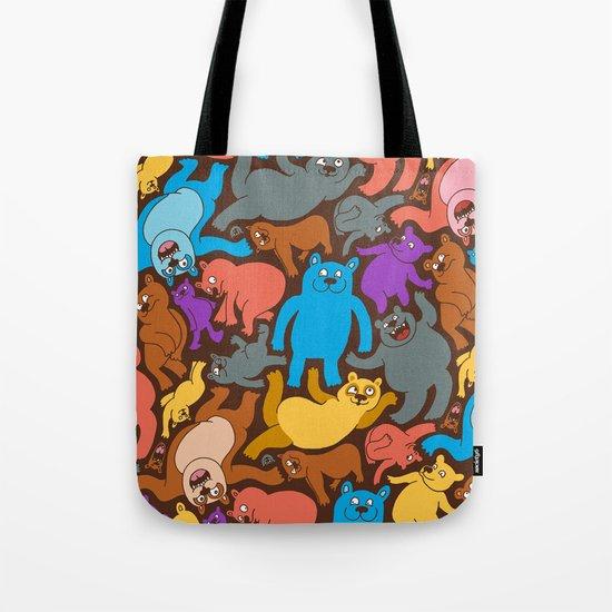 It Bears Repeating Tote Bag