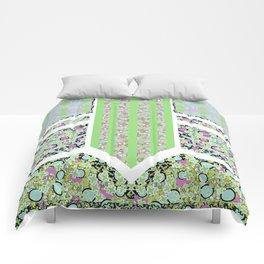 Geo Stripe Comforters