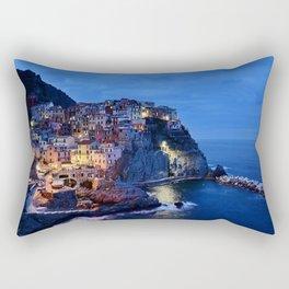 Italy Amalfi Coast Rectangular Pillow