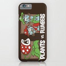 Plants Vs Plumbers  Slim Case iPhone 6s