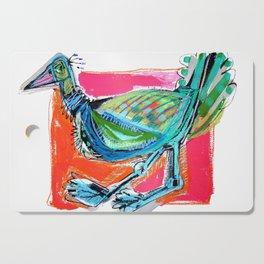 Bird on the Run Cutting Board
