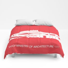CCCP Ministry Of Architecture Comforters