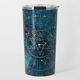 Star Map :: City Lights Travel Mug