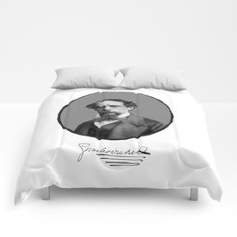 Authors - Charles Dickens Comforters