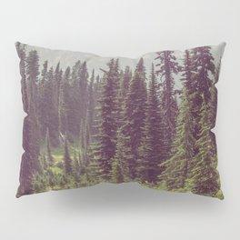 Faraway - Wilderness Nature Photography Pillow Sham