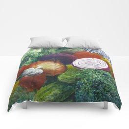 Garden Bounty Comforters