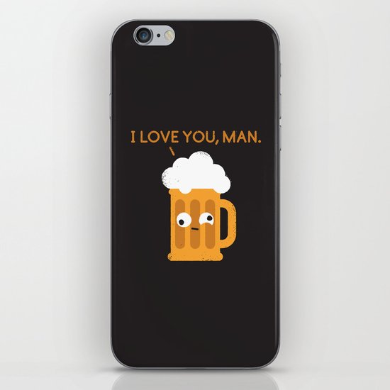 Brewmance iPhone & iPod Skin