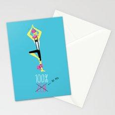 100% Zen Stationery Cards