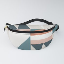 Cirque 06 Abstract Geometric Fanny Pack