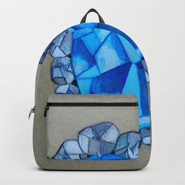 Diamond heart Backpack