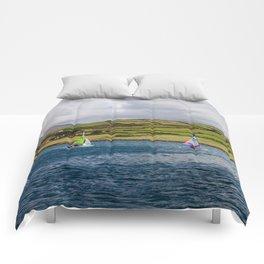 Windsurfers Comforters