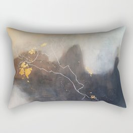 Let It Hold Your Hand Rectangular Pillow