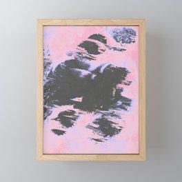 Forgetfulness Framed Mini Art Print