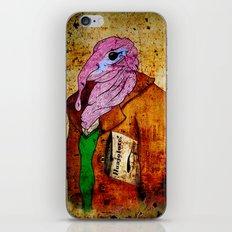 Draw me a Huajolote! iPhone & iPod Skin