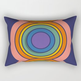 Recurring thought 3 Rectangular Pillow