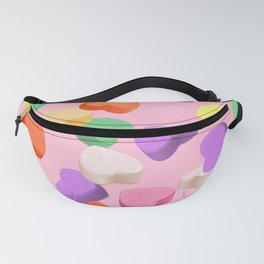 Valentine's Day Candy Fanny Pack