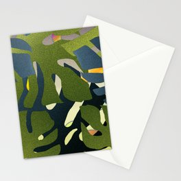 Tropical plant Stationery Cards