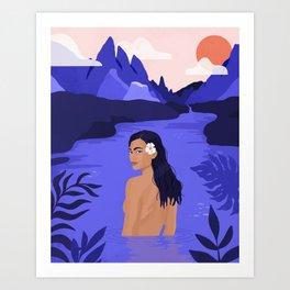 Kauai Art Print